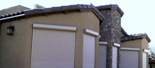 Rolling Shutters For Security Roll A Shield