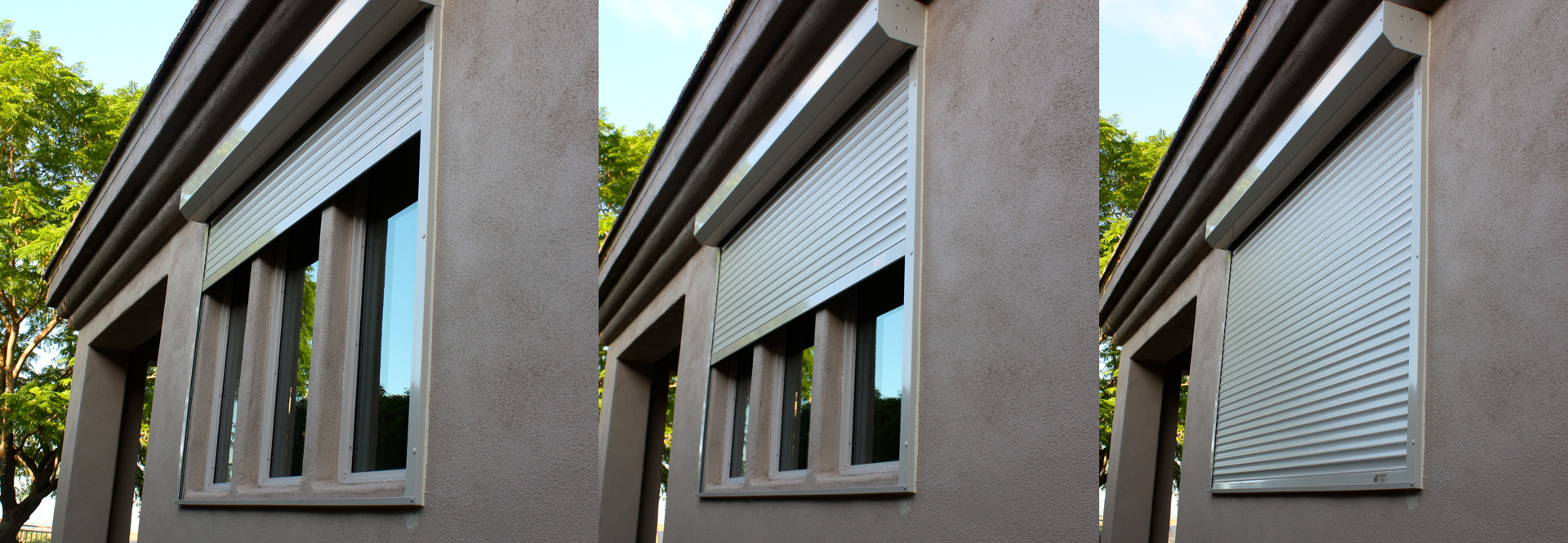 Rolling Shutter Security Shutters Window Coverings