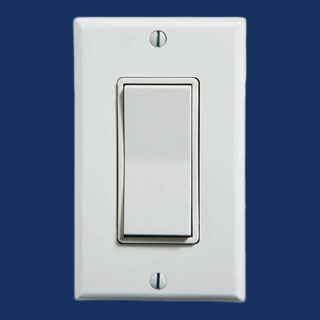Paddle Switch for Shutters